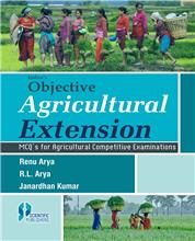 Indira's Objective Agricultural Extension : MCQs for Agricultural Competitive Examinations