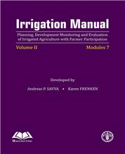 Irrigation Manual: Planing Development : Monitoring & Evaluation  of Irrigated Agriculture with Farmer participation  Vol.2 (MODULES 7)