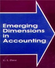 Emerging Dimensions in Accounting