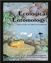 Ecological Entomology: Insect Life in Odd Environments