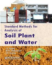 Standard Methods for Analysis of Soil Plant and Water