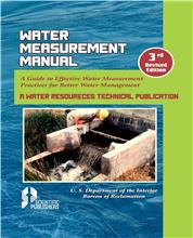 Water Measurement Manual 3rd Ed