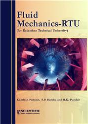 Fluid Mechanics - RTU (for Rajasthan Technical University)