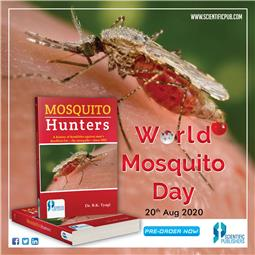 HAPPY WORLD MOSQUITO DAY