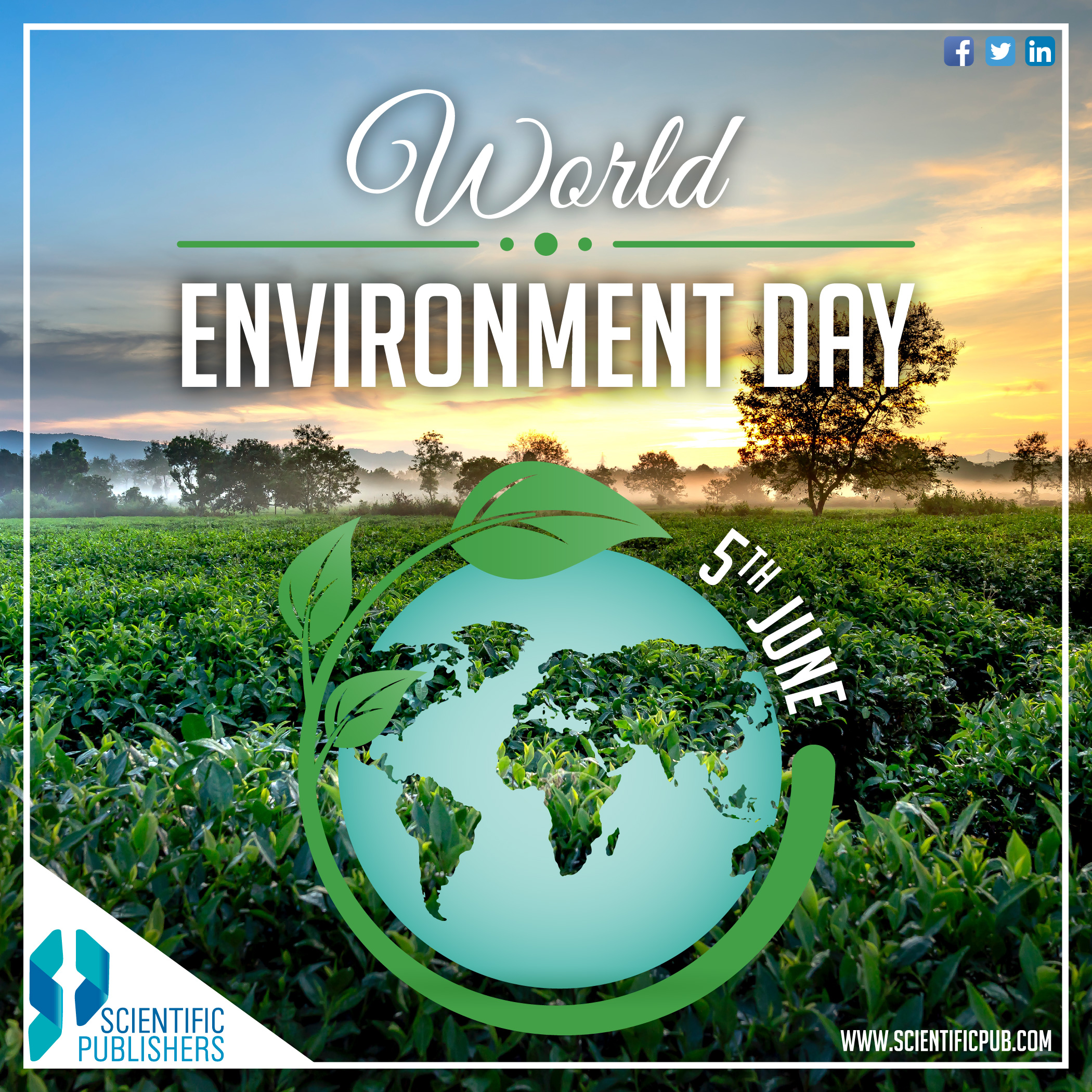 Happy World Environment Day 2020