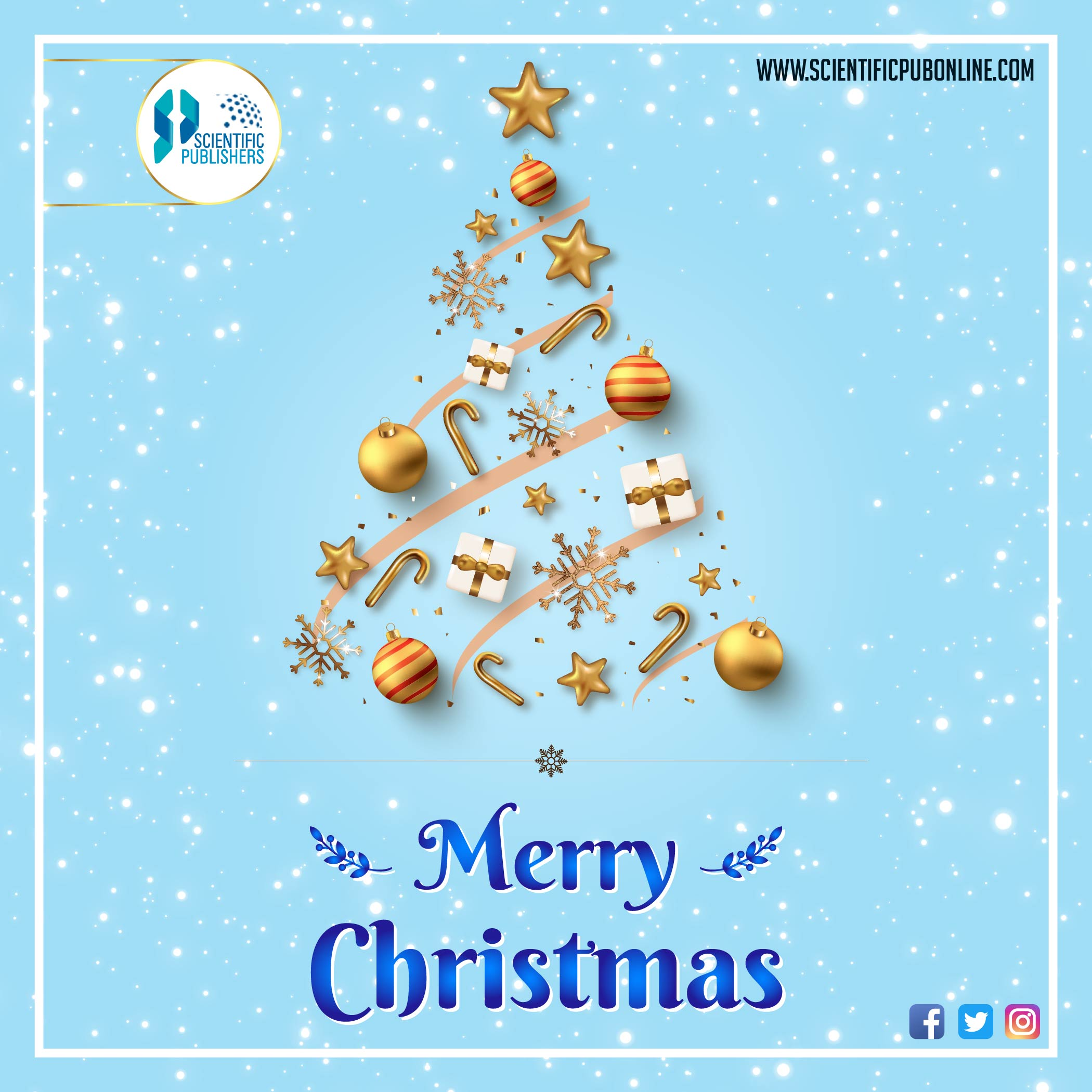 Merry Christmas and New Year 2021