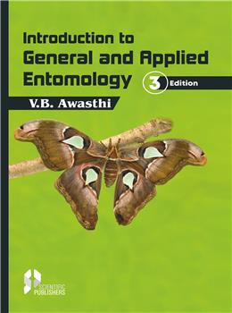 Introduction to General and Applied Entomology, 3rd Edition