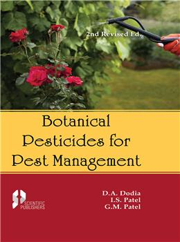 Botanical Pesticides for Pest Management 2nd Ed