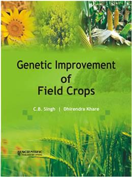 Genetic Improvement of Field Crops