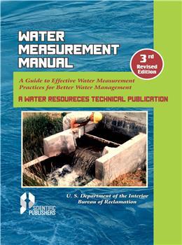 Water Measurement Manual 3rd Ed