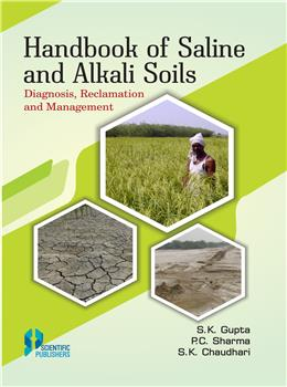 Handbook of Saline and Alkali Soils Diagnosis Reclamation and Management